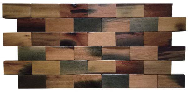 Dřevěná lodní mozaika - obkladová dlaždice 60 x 30 cm_model SHW 6288T 1